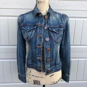 DKNY Jeans girls jean jacket